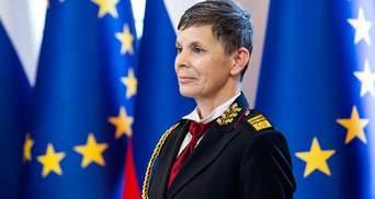 Вперше в історії: жінка очолила армію країни НАТО