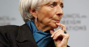 Торговые споры грозят росту мировой экономики, – Кристин Лагард