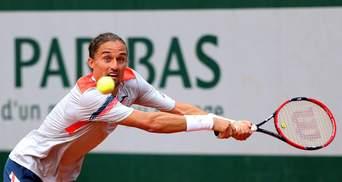 Один із найкращих українських тенісистів сучасності повернувся на корт: відео