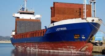 РФ блокирует Керченский пролив: попали в аварии три иностранных судна
