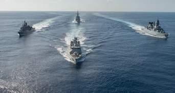 Захваченные Россией украинские корабли таки нашли в Керчи: появились фото