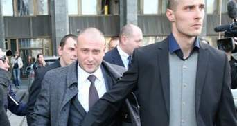 У Росії екс-охоронця Яроша засудили до 4 років колонії