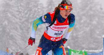 Биатлон: украинец Семенов получил награду в индивидуальной гонке в Поклюке
