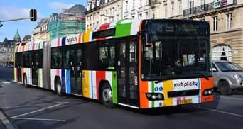 Одна з країн Європи зробить громадський транспорт повністю безкоштовним