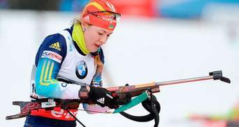 Биатлон: Юлия Джима выиграла индивидуальную гонку