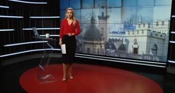 Выпуск новостей за 14:00: Визит президента Литвы в Порошенко. Жуткое убийство в Одессе