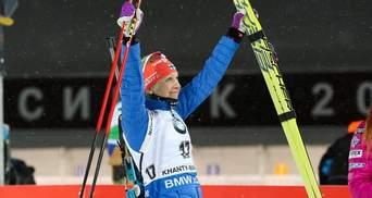 Биатлон: Макаряйнен победила в спринтерской гонке в Поклюке, Пидгрушная – в топ-10