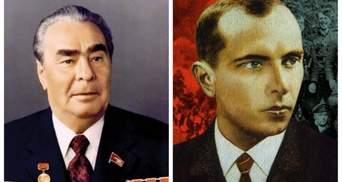 Почему украинцы лучше относятся к Брежневу, чем к Бандере