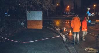 Возле общежития КПИ в Киеве произошла кровавая драка со стрельбой: фото и видео