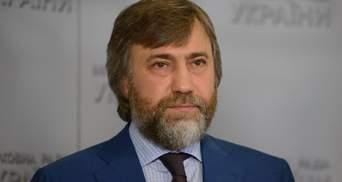 """Кто будет баллотироваться в президенты от """"Оппоблока"""" будет известно в январе, – Новинский"""