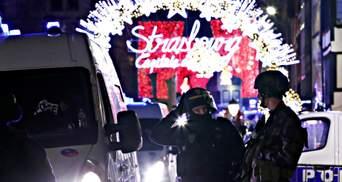 Стрілянина у Страсбурзі: поліція заявила про терористичний слід