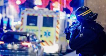 Стрельба в Страсбурге: полиция обезвредила напавшего