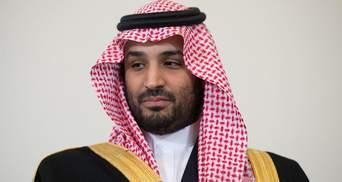У США звинуватили саудівського принца Мухаммеда в убивстві Хашоггі