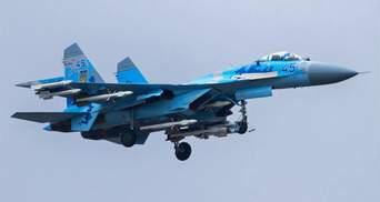 Падіння Су-27 на Житомирщині: з'явилась інформація про загиблого пілота