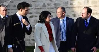 Инаугурация президента Грузии: Саломе Зурабишвили официально вступила на пост главы государства
