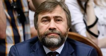 """Порошенко рассказал, зачем лично встречался с лидером """"Оппоблока"""" Новинским"""