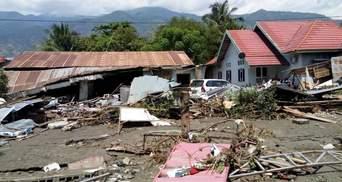 Индонезию всколыхнуло мощное землетрясение и извержение вулкана: жуткие фото и видео