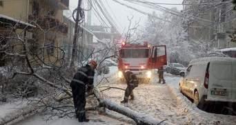 Жертви холоду на Балканах: троє людей у Сербії замерзли на смерть