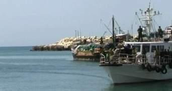Украинца освободили из пиратского плена в Нигерии