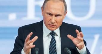 """""""Где тут логика?"""": Путин отреагировал на новые санкции США против РФ"""