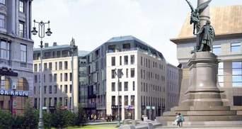 В історичному центрі Львова власник АЗС збудує сучасний готель: як він виглядатиме