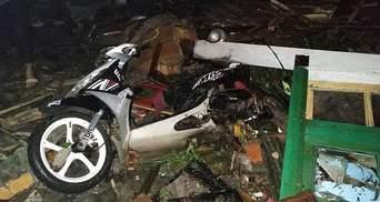 В Індонезії щонайменше 20 людей загинули внаслідок цунамі