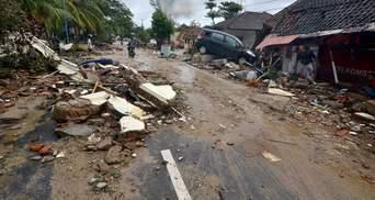 Цунамі в Індонезії: з'явилося застереження від МЗС України