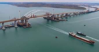 Керченский пролив перекрыли из-за непогоды: вблизи него образовалась очередь из судов