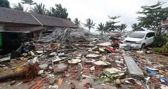 Цунами в Индонезии: ЕС предлагает помощь