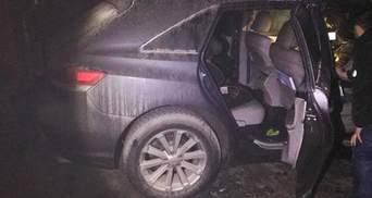 """Адвокат-захисник екс-бійців """"Беркута"""" та Рубана заявив про підпал свого авто: фото"""