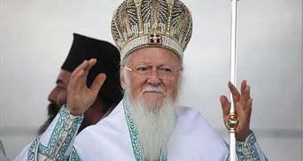 Варфоломей подколол российских пропагандистов по обвинению во взятке за автокефалию для УПЦ