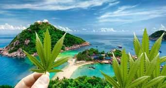 Ще одна країна легалізувала марихуану