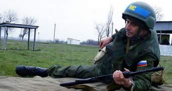 Российские военные в Приднестровье: президент Молдовы Додон выдал неоднозначное заявление