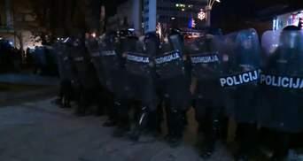 У Боснії і Герцеговині – масові протести проти свавілля правоохоронців: фото, відео
