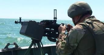 Украина создала на побережье Азова группировки противодесантной обороны