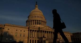 Конгрес США не проголосував за бюджет, уряд не працюватиме до понеділка