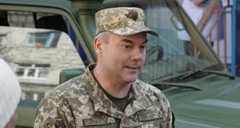 Не сомневаюсь в нашей общей победе, – командующий ОС Наев об уходящем 2018 годе