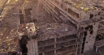 Четыре года спустя: свежие фото Донецкого аэропорта опубликовали в сети