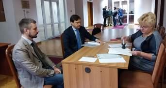 В Украине зарегистрировали первого кандидата в Президенты