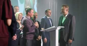 Мер Глухова Терещенко підтримав кандидатуру Садового на посаду Президента