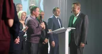 Мэр Глухова Терещенко поддержал Садового