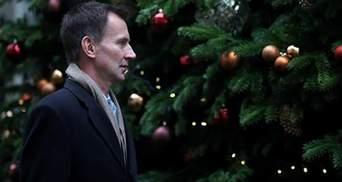 """Затримання """"шпигуна США"""" в РФ: Британія застерігає РФ від """"дипломатичних ігор з шахів"""""""