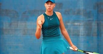 Украинка Лопатецкая выиграла третий титул в карьере