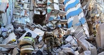 Вибух у Магнітогорську: частину будинку, де сталася трагедія, знесуть