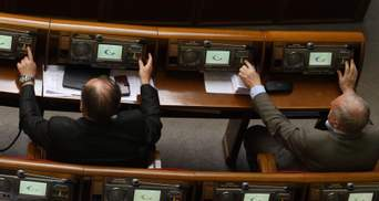 Одразу за шістьох: хто з народних депутатів найчастіше кнопкодавив під час голосувань у Раді