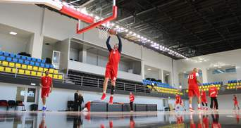 Український баскетбольний клуб отримав оновлений майданчик: фото
