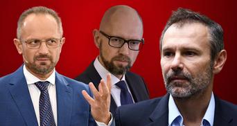 ТОП-5 темних конячок президентських виборів