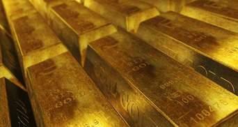 Объем золотовалютных резервов Украины заметно изменился