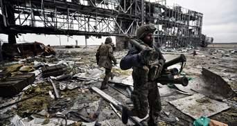 Бої за Донецький аеропорт: у мережі опублікували досі не бачене відео