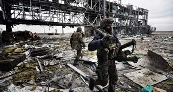 Бои за Донецкий аэропорт: в сети опубликовали ранее не демонстрировавшееся  видео